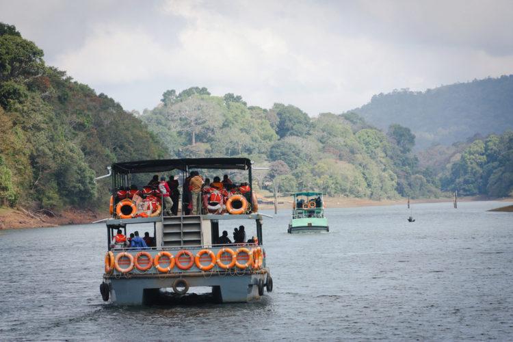 Достопримечательности Индии - Национальный парк Перияр