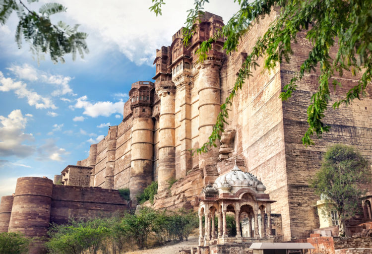 Достопримечательности Индии - Мехрангарх