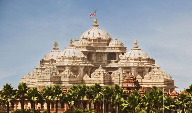 Достопримечательности Индии - Акшардхам