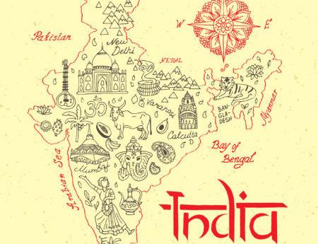 Достопримечательности Индии: Топ-25 (МНОГО ФОТО)