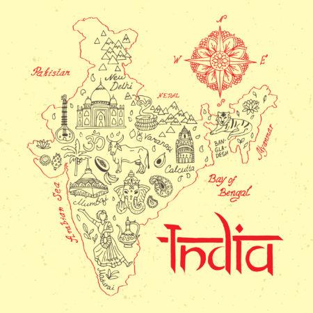 Достопримечательности Индии, что посетить в Индии