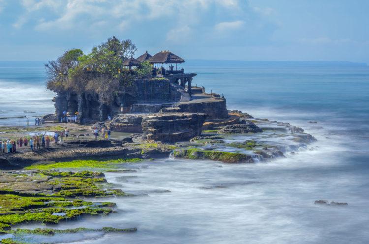 Достопримечательности Индонезии - Храм Пура Танах Лот
