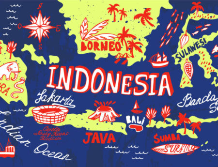 Достопримечательности Индонезии, фото и описание