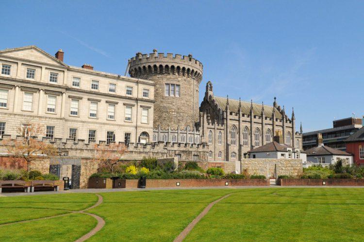 Достопримечательности Ирландии - Дублинский замок