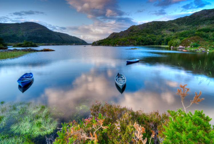 Достопримечательности Ирландии - Национальный парк Килларни