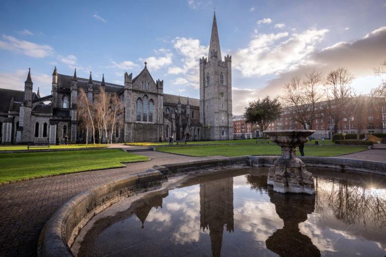 Достопримечательности Ирландии - Собор Святого Патрика