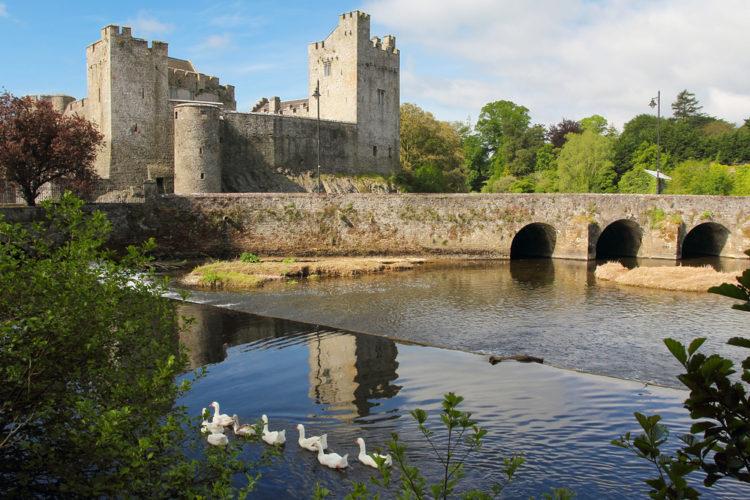 Достопримечательности Ирландии - Замок Кэйр