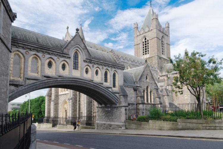 Достопримечательности Ирландии - Собор Христа