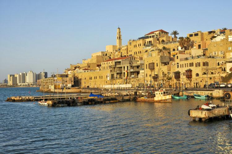 Достопримечательности Израиля - Старый город Яффо
