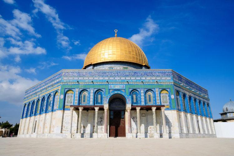 Достопримечательности Израиля - Купол Скалы