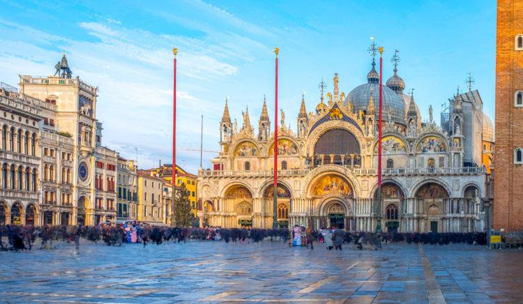 Достопримечательности Италии - Собор Святого Марка