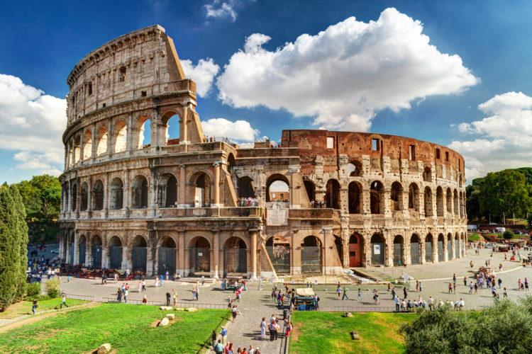 Достопримечательности Италии - Колизей