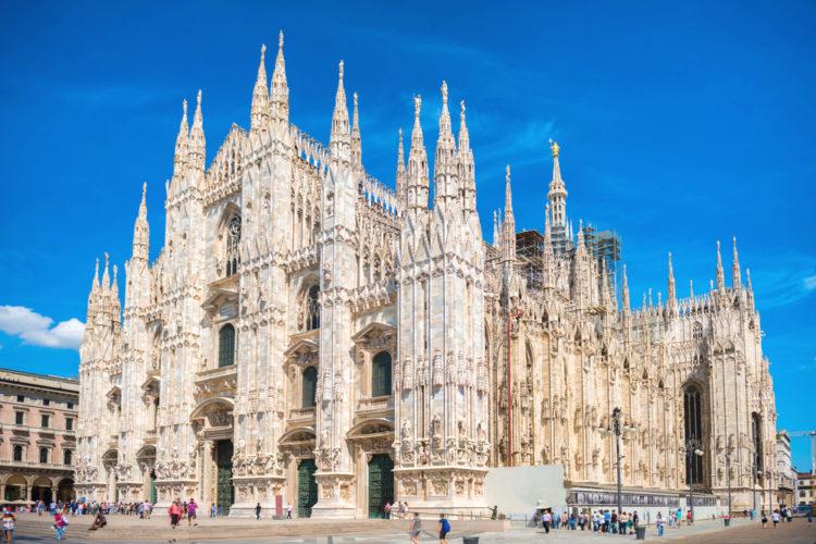 Достопримечательности Италии - Миланский собор