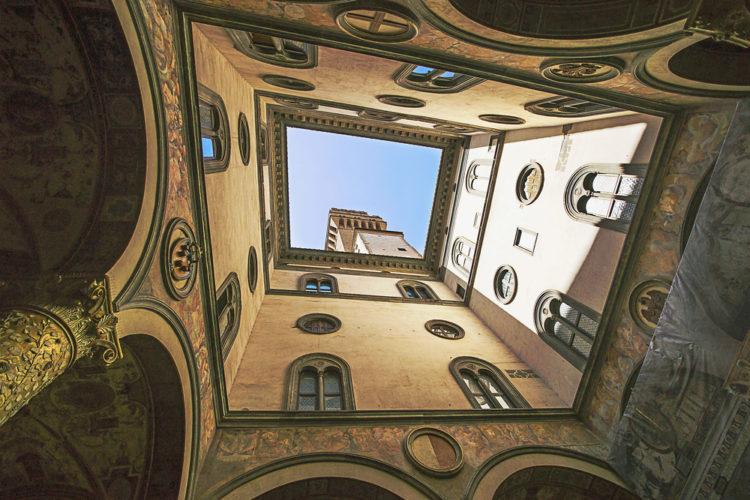Достопримечательности Италии - Галерея Уффици