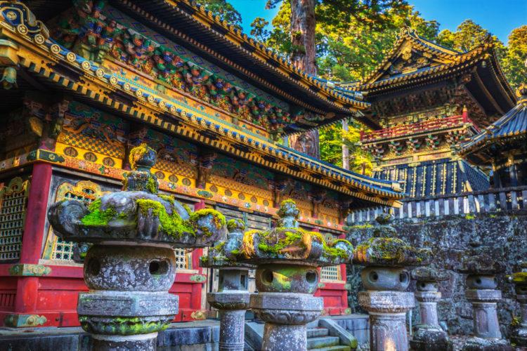 Достопримечательности Японии - Тосёгу