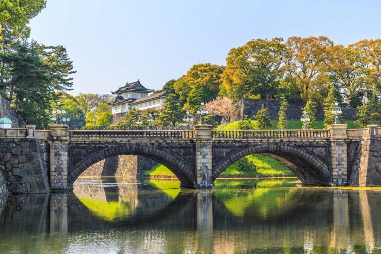 Что посмотреть в Японии - Императорский дворец