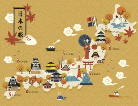 Достопримечательности Японии, их фото и описание