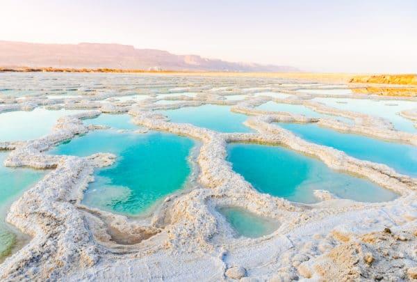 Достопримечательности Иордании - Мёртвое море