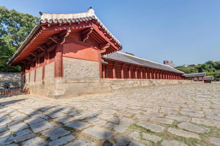 Достопримечательности Южной Кореи - Храм Чонмё