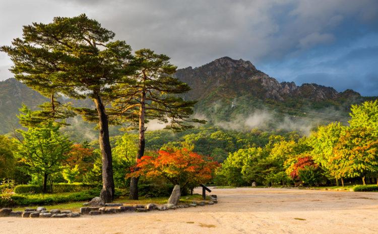 Достопримечательности Южной Кореи - Национальный парк Сораксан