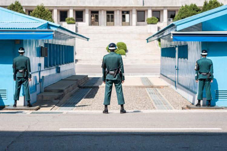 Достопримечательности Южной Кореи - Демилитаризованная зона