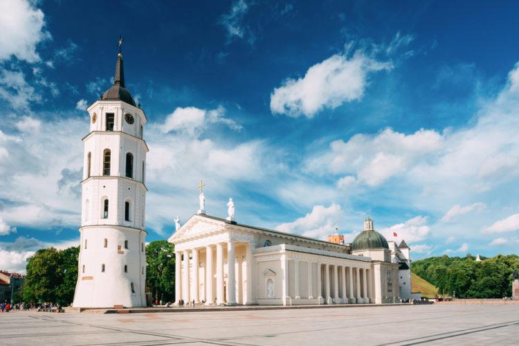 Достопримечательности Литвы - Кафедральный собор