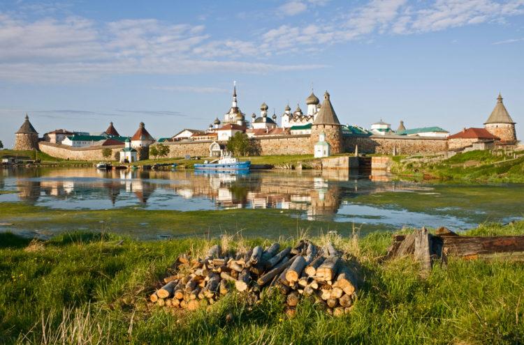 Достопримечательности России - Соловецкий архипелаг
