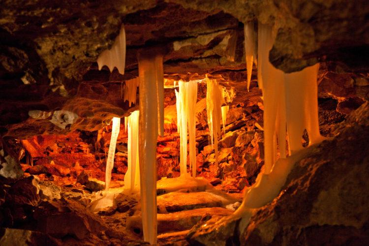 Что посмотреть в России - Кунгурская пещера