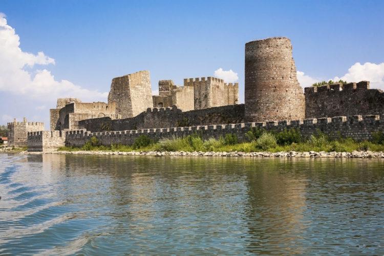 Достопримечательности Сербии - Смедеревская крепость