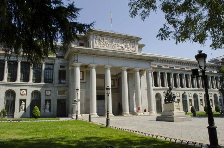 Достопримечательности Испании - Национальный музей Прадо
