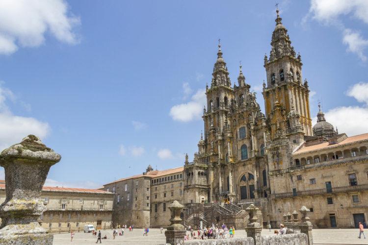 Достопримечательности Испании - Сантьяго-де-Компостело