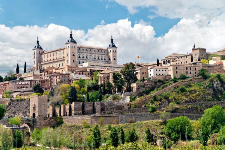 Достопримечательности Испании - Старый город Толедо