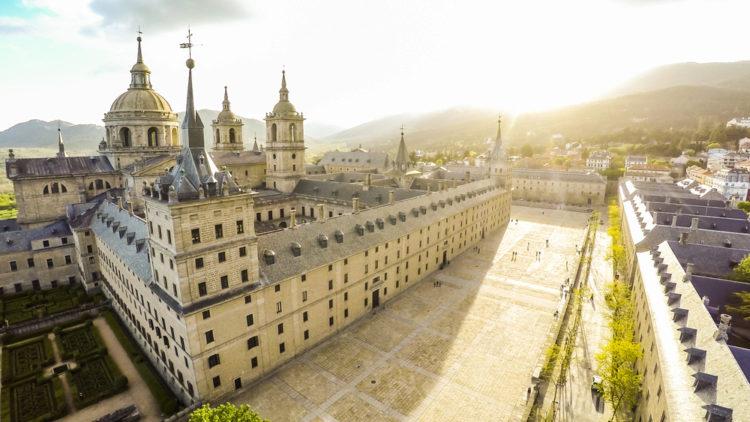Достопримечательности Испании - Монастырь Эскориал