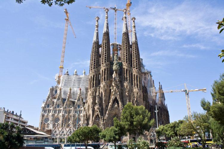 Достопримечательности Испании - Собор Святого Семейства