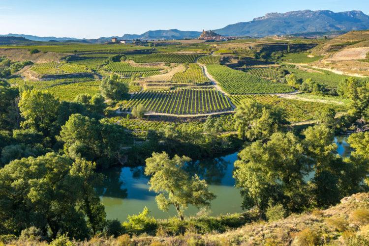 Достопримечательности Испании - Ла-Риоха - страна виноградников