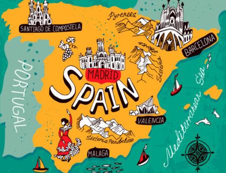Достопримечательности Испании: Топ-25 (МНОГО ФОТО)