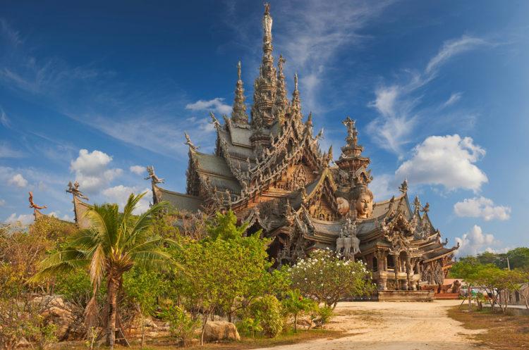 Что посмотреть в Тайланде - Храм Истины