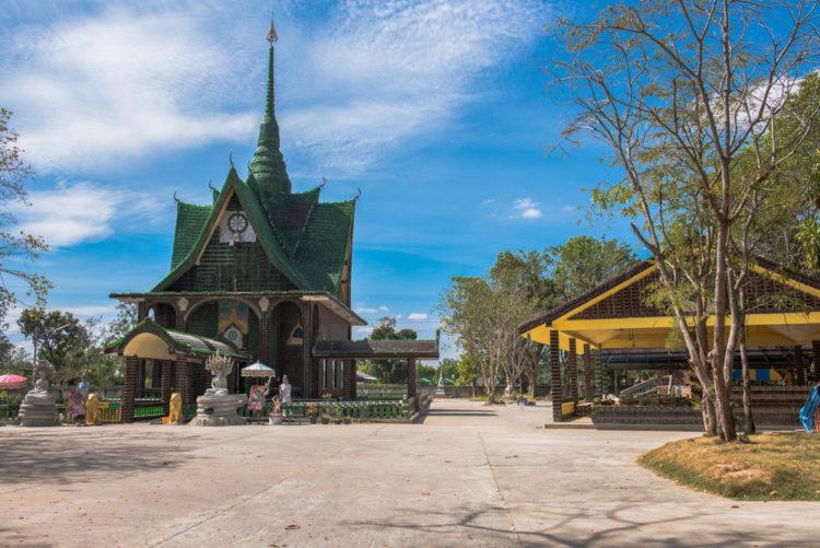 Достопримечательности Таиланда - Храм Ват Лан Куад