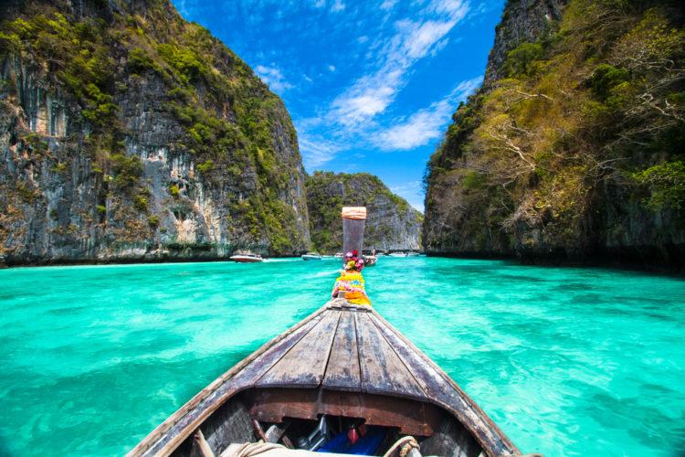 Что посмотреть в Таиланде - Острова Пхи-Пхи