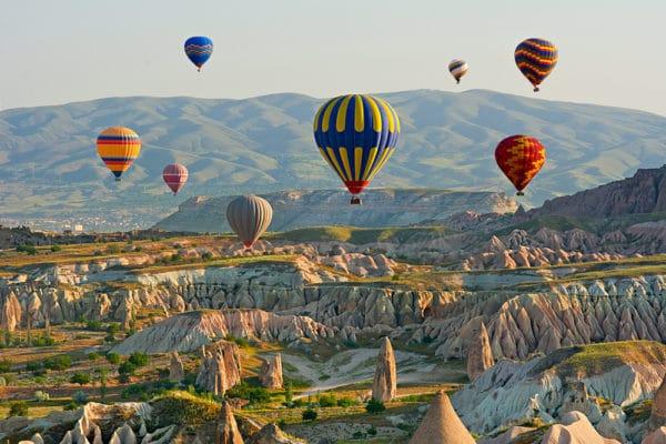 Достопримечательности Турции - Каппадокия