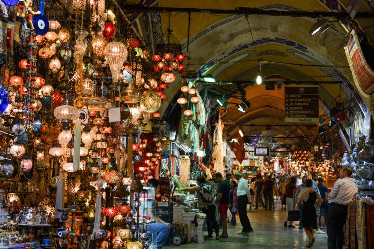 Достопримечательности Турции - Большой базар