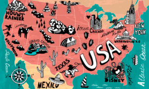 Достопримечательности США, их фото и описание