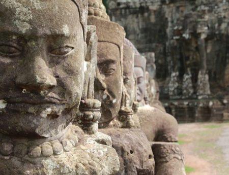 Достопримечательности Камбоджи, их фото и описание
