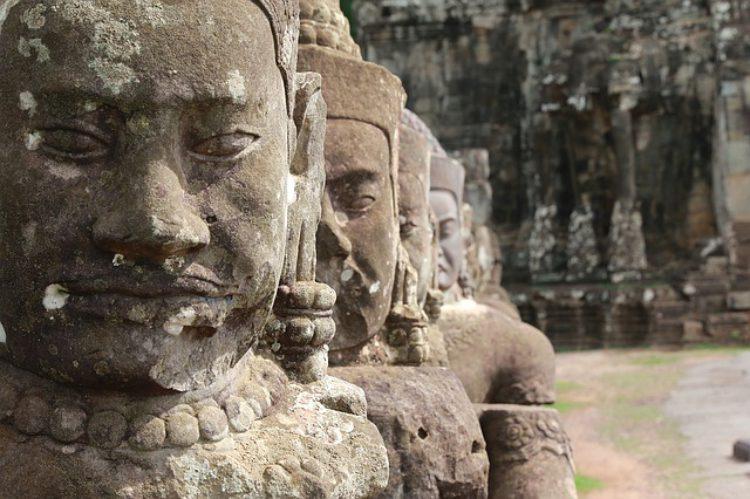 Достопримечательности Камбоджии
