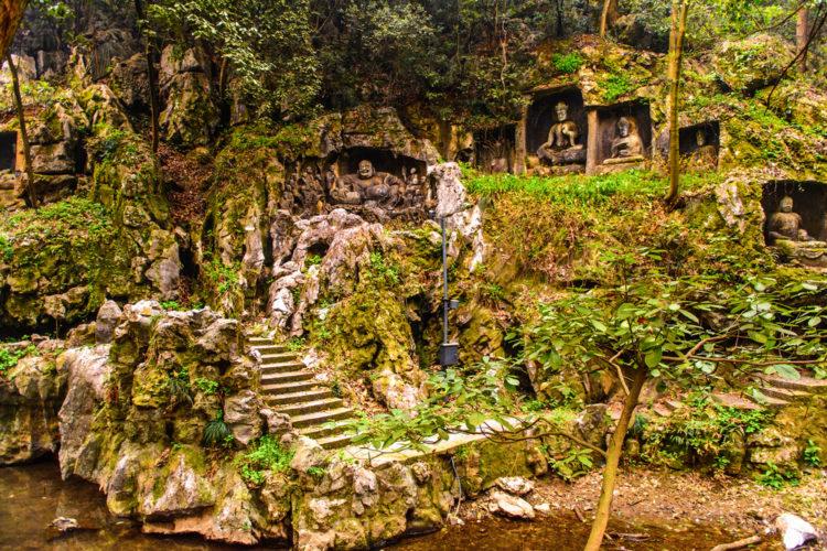 Храм Прибежища души - достопримечательности Китая