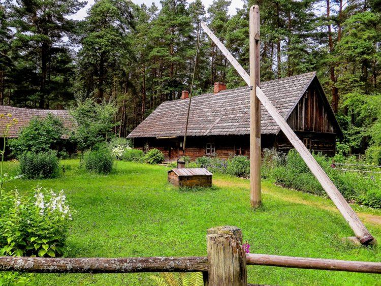 Этнографический музей под открытым небом - достопримечательности Латвии