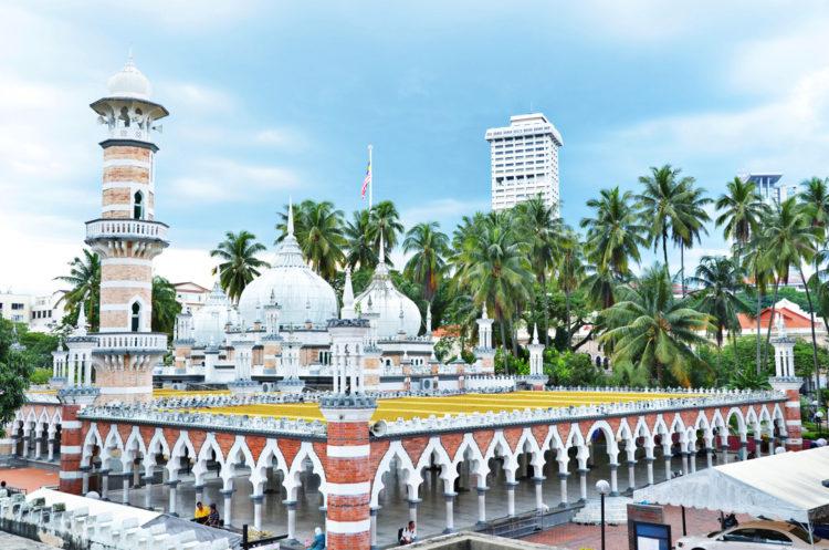 Мечеть Масджид-Джаме - достопримечательности Малайзии