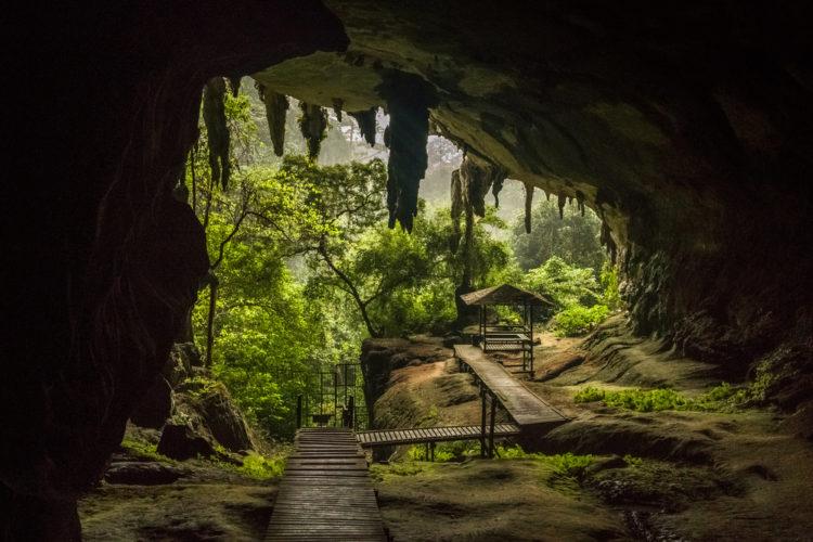 Национальный парк Ниах - достопримечательности Малайзии