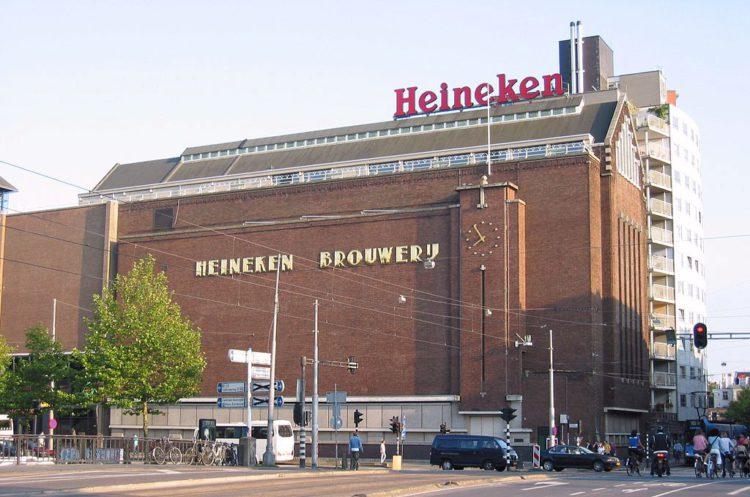 Музей пива Хайнекен - достопримечательности Нидерландов