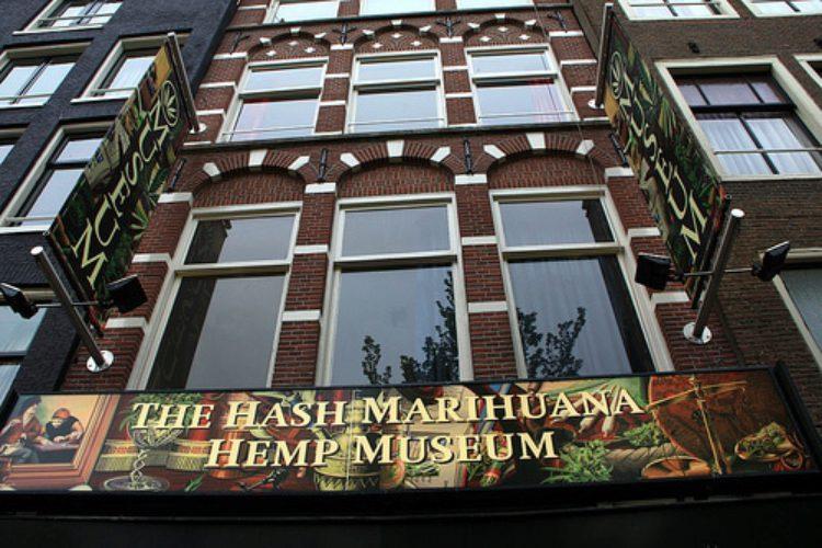 Музей гашиша, марихуаны и конопли - достопримечательности Нидерландов